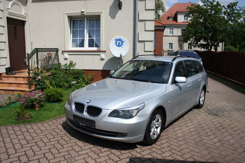 BMW 520d, rok prod.2007, Facelifting