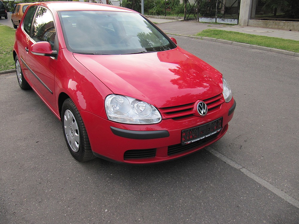 VW GOLF 5 1,9 TDI